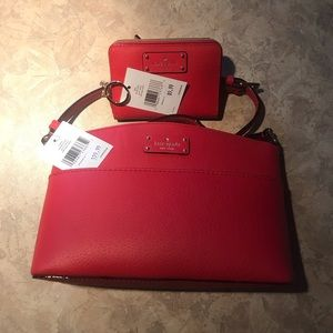 Redcarpet (631) Kate Spade Purse and Wallet.